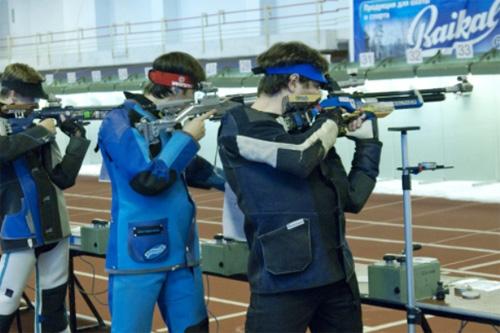 Стрелки из пенвматической винтовки